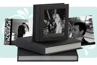 Wedding album design for private clients