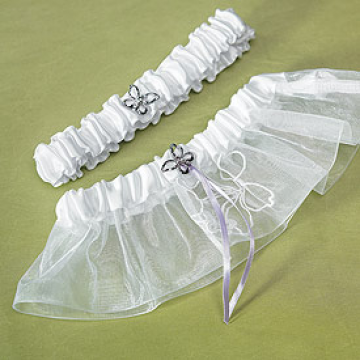 Butterfly Dreams Garter Set