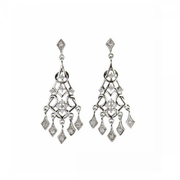 Grand Chandelier Earrings