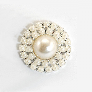 Pearl Cluster Embellishment