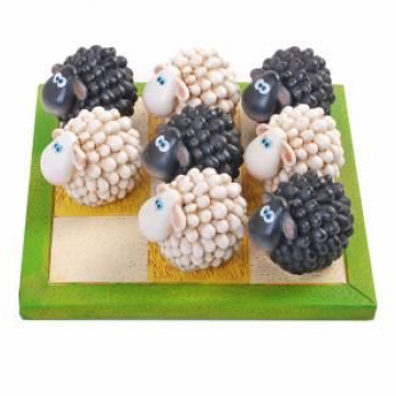 TIC TAC TOE - Sheep
