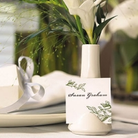 Mini Vase Place Card Holders