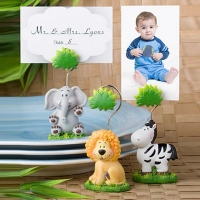 Jungle Critters Place Card /photo Holders