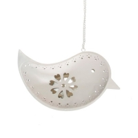 Hanging Bird Tea Light Holder