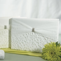 Bridal Tapestry Guest Book
