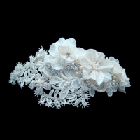 Lace Wedding Hairpiece