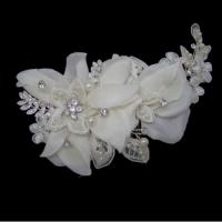 Lace Bridal Headpiece